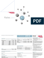 Le Journal Rates Retail 2014