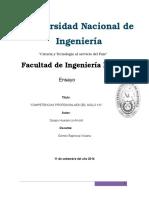 Informe Liderazgo - Competencias