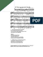 P207-Voce2-Din Toate Darurile Tale