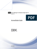 IBM TAM ESSO AccessStudioGuide
