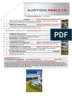 Bayleys Residential Auction Results 12  May 2010