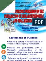 Powerpoint Presentation BERF