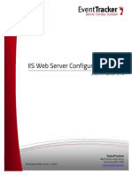 How to Install and Customize IIS Web Server