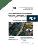 Zwischenbericht Fischabstieg Eawag 2012