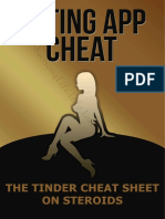 Dating Cheat