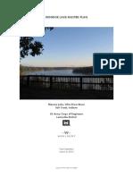Lake Monroe Master Plan
