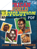 African World Revolution - Africa at the Crossroads