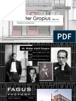 Walter Gropius 1883-1969 PPT