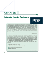 Introduction to Deviance