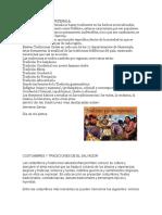 TRADICIONES DE CENTRO AMERICA PAIS POR PAIS.docx