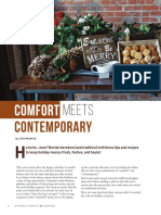 Julie Kendrick for Catersource Magazine -- New Twists on Traditional Holiday Fare