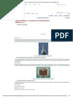 Tipos Aplicaciones y Conexiones de Transformadores Trifásicos