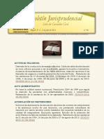 Boletin Sentencias - Junio 2016