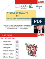 7 QC TOOLS Ppt Everest Industries Limited