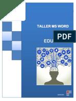Taller Msword