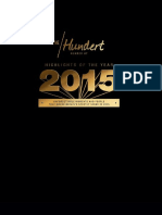 The Hundert - Vol.7 - Highlights of the Year 2015