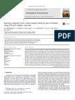 Aceite de Pino en Motor Diesel