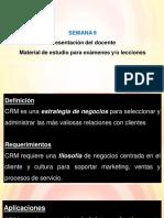 sistema de informacion CRM