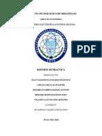 Reporte de Practica Control PID