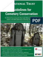 Cemetery Conservation Guide