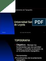 Fundamentos de Topografía