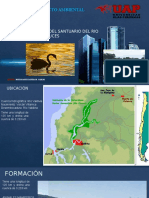Desastre Ecológico Del Santuario Del Rio Creuces