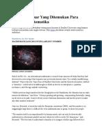 Angka Terbesar Yang Ditemukan Para Ilmuwan Matematika