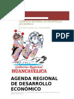 Agenda Regional Huancavelica