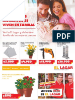 Shopper El LAGAR Setiembre 2016