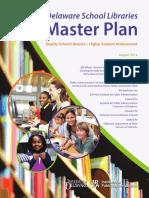 Delaware School Libraries Master Plan