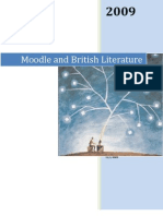 British Literature Moodle Proposal