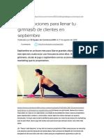 15 Promociones Para Llenar Tu Gimnasio de Clientes en Septiembre _ Commerce360