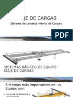 Izaje de Cargas Con Puente Grua 2