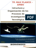 001 Org Estruc Procesos Invest Tecnolog- II Taller Invest Tecnolog - Final.pptx