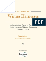 An Introductory Guide for Engineers Designing Aircraft Wiring Harnesses
