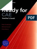 Ready for CAE Teacher Book