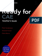 Ready for CAE Teacher Book