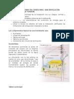 Instalaciones Electricas en Residencia