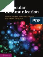 [Nakano T., Eckford a.W., Haraguchi T.] Molecular Communication