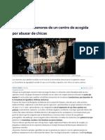 Detenidos 8 Menores de Un Centro de Acogida Por Abusar de Chicas _ Comunidad Valenciana