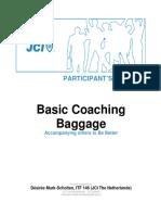 Basic Coaching Baggage - Manual-EnG