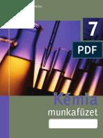 FI-505050702 Kémia 7 Munkafuzet