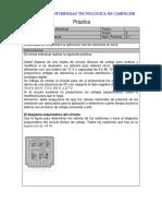 Practica 1 Unidad2 Resistores en Serie