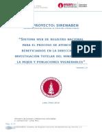 Proyecto SIRENA