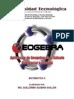 Seminario Geogebra Mate II Ciclo II- 2015 2