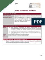 PYT Entregable04 Enunciado Del Alcance Versión01
