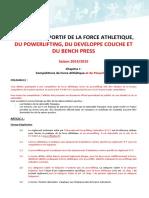 Règlement Sportif FA 2014-2015 (1)