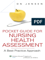 Pocket Guide for Nursing Health Assessment a Best Practice Approach-2011-CD