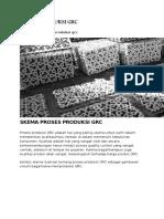 proses produksi grc