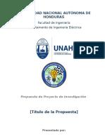 Formato Proyecto UNAH Innovacion